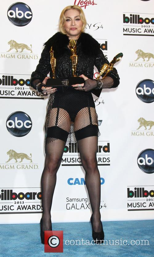 Madonna, MGM Grand Garden Arena