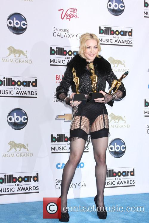 2013 Billboard Music Awards at the MGM Grand Garden Arena - Press Room