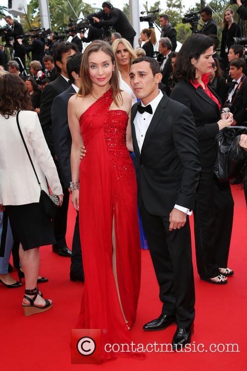 Brahim Asloum and Isabelle Orsini 1