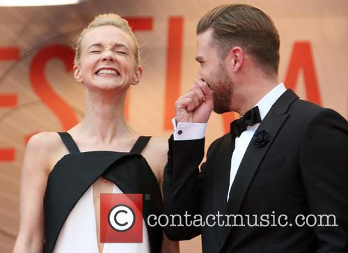 Carey Mulligan and Justin Timberlake 5