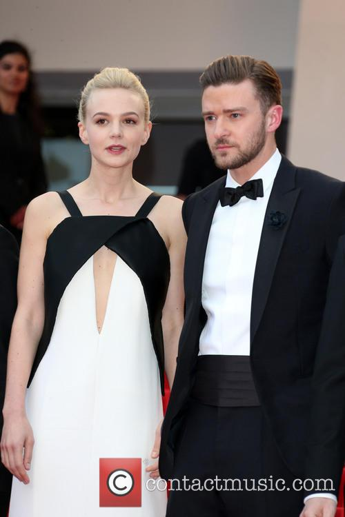 Carey Mulligan and Justin Timberlake 7