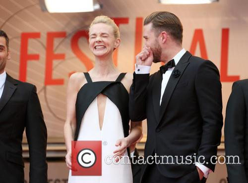 Carey Mulligan and Justin Timberlake 8