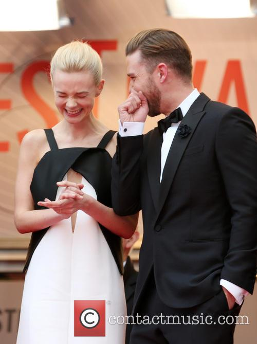 Carey Mulligan and Justin Timberlake 9