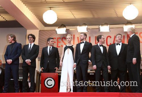 Garrett Hedlund, Joel Coen, Oscar Isaac, Carey Mulligan, Justin Timberlake, Ethan Coen, John Goodman, T-Bone Burnett, Cannes Film Festival