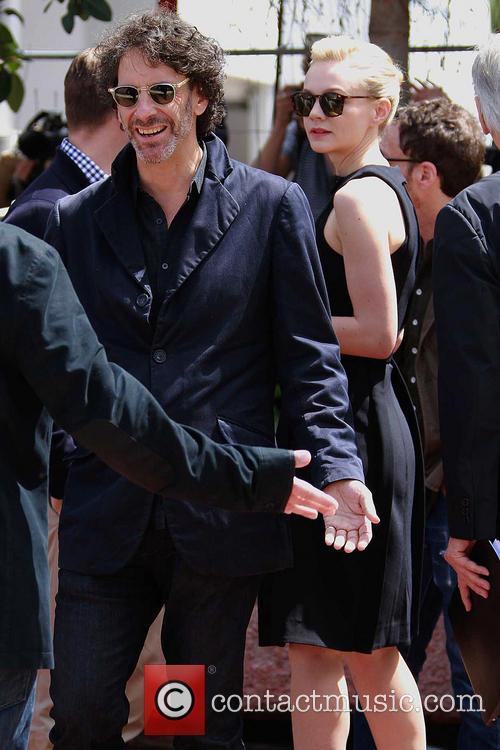 Joel Coen and Carey Mulligan 1