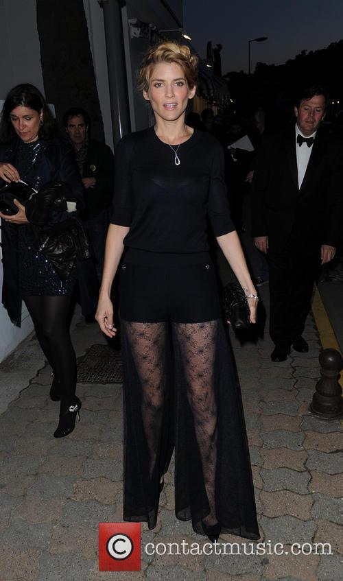 Vanity Fair, Alice Taglioni, Cannes Film Festival