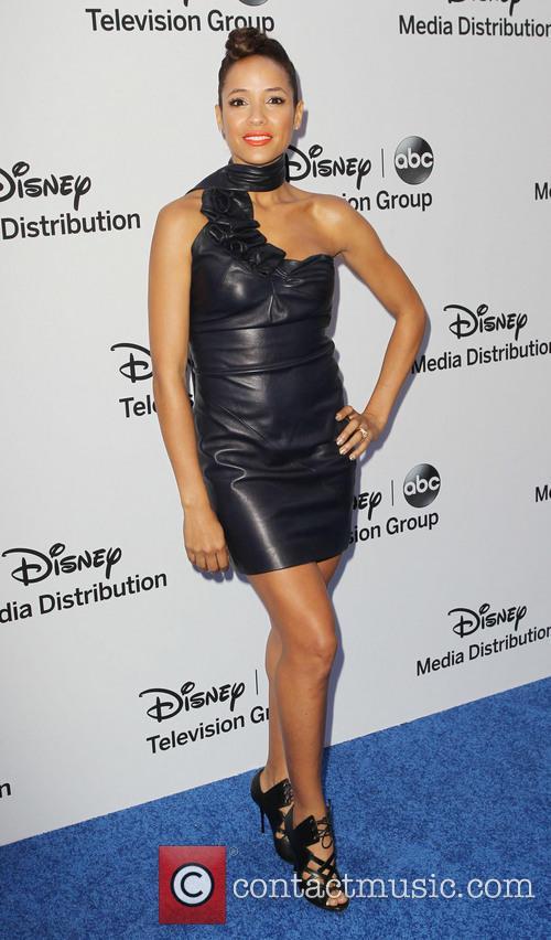 Dania Ramirez, The Walt Disney Studios Lot, Disney
