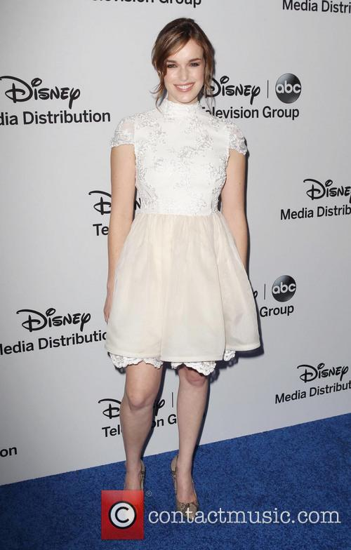 Elizabeth Henstridge, The Walt Disney Studios Lot, Disney