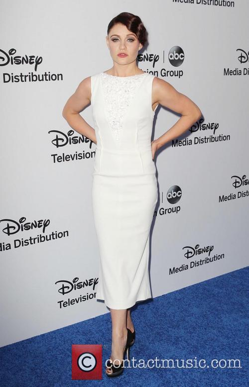 Emilie de Ravin, The Walt Disney Studios Lot, Disney