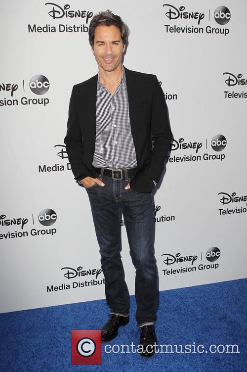 Eric McCormack, The Walt Disney Studios Lot, Disney