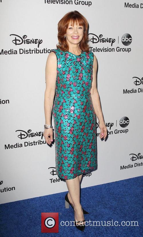 frances fisher disney media networks international upfronts 3675768