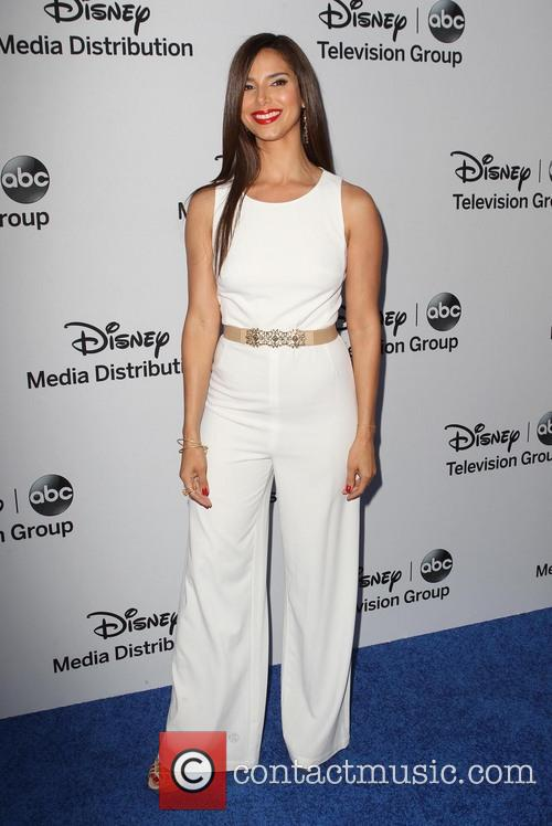 Roselyn Sanchez, The Walt Disney Studios Lot, Disney
