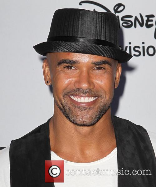 Shemar Moore, The Walt Disney Studios Lot, Disney