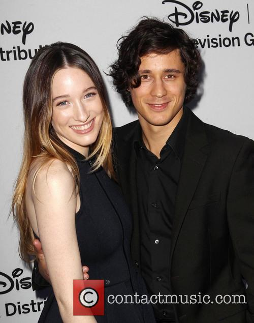 Sophie Lowe and Peter Gadiot 2