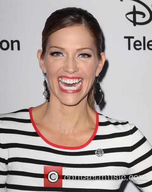Tricia Helfer, The Walt Disney Studios Lot, Disney