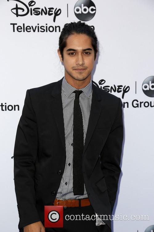 Walt Disney and Avan Jogia 3