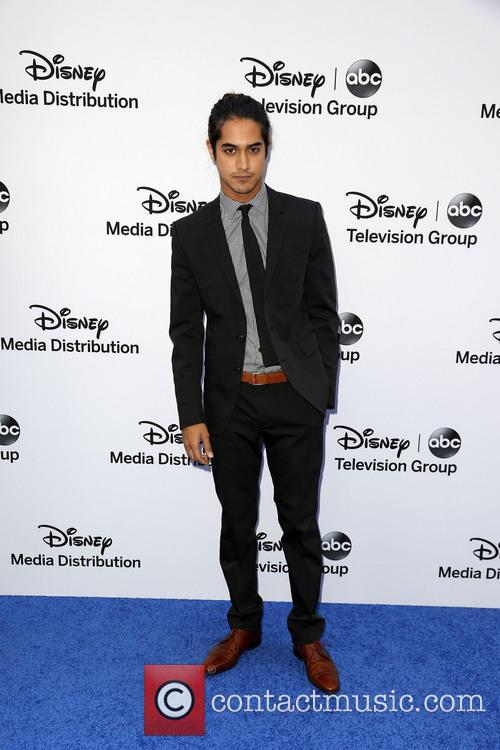 Walt Disney and Avan Jogia 9