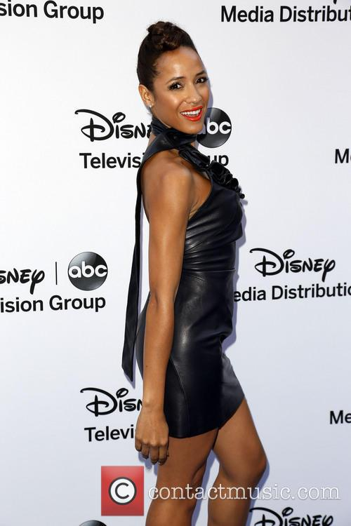 Dania Ramirez, The Walt Disney Studios Lot, Disney