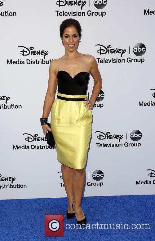 Ana Ortiz, The Walt Disney Studios Lot, Disney