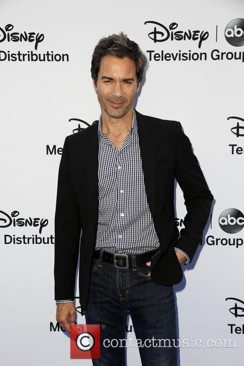 Eric McCormack, The Walt Disney Studios Lot, Disney