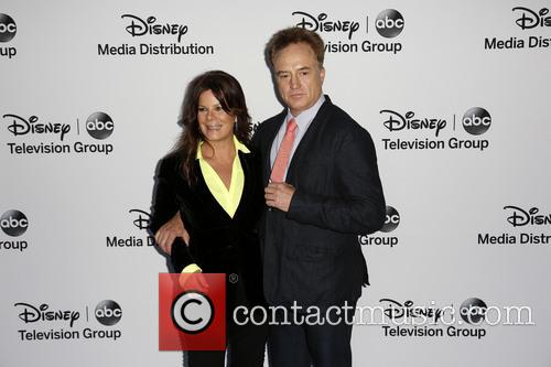 Marcia Gay Harden and Bradley Whitford 4
