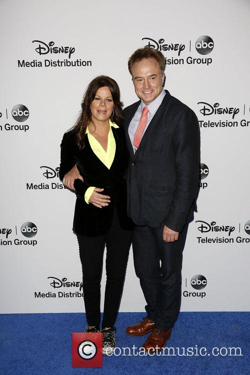 Marcia Gay Harden and Bradley Whitford 5