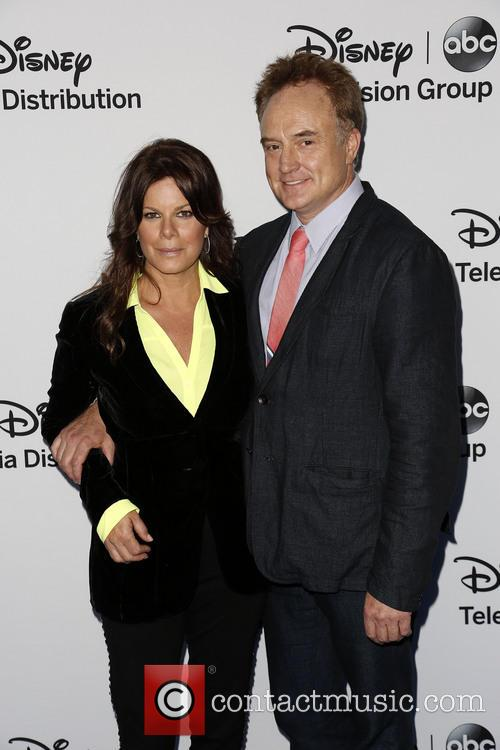 Marcia Gay Harden and Bradley Whitford 6