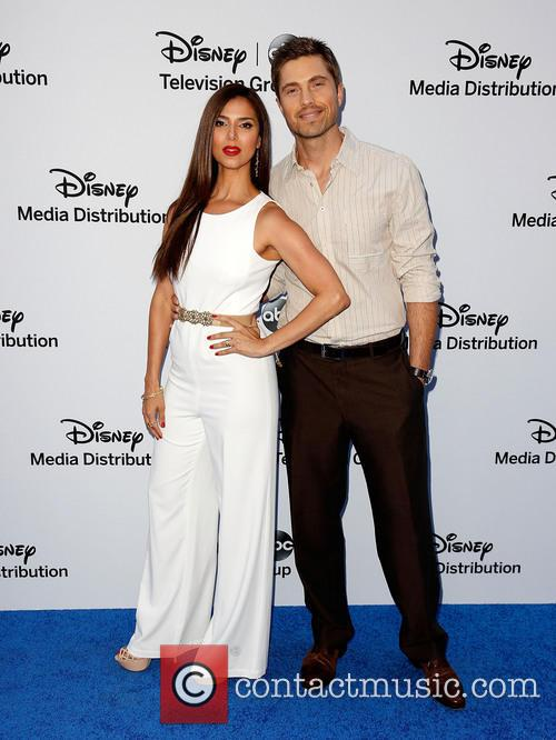 Roselyn Sanchez and Eric Winter 10