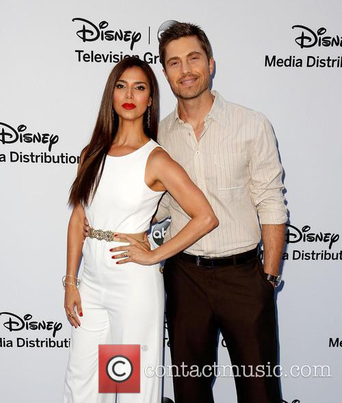 Roselyn Sanchez and Eric Winter 11