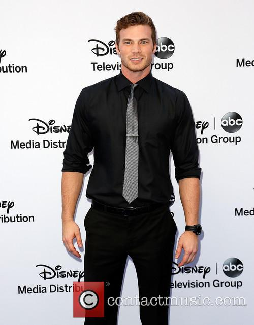 Walt Disney and Derek Theler 1