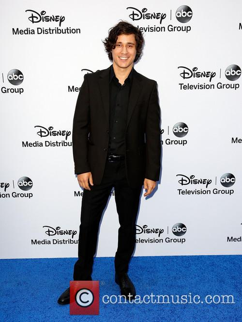 Walt Disney and Peter Gadiot 3