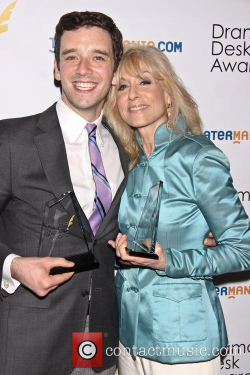 Michael Urie and Judith Light 1