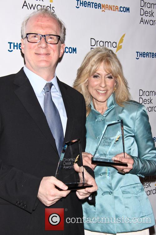 Tracy Letts and Judith Light 2