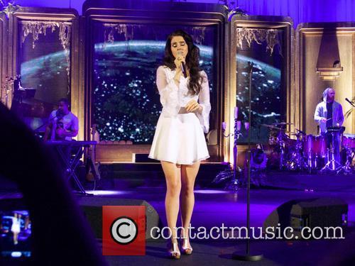 Lana Del Rey, Hammersmith Apollo