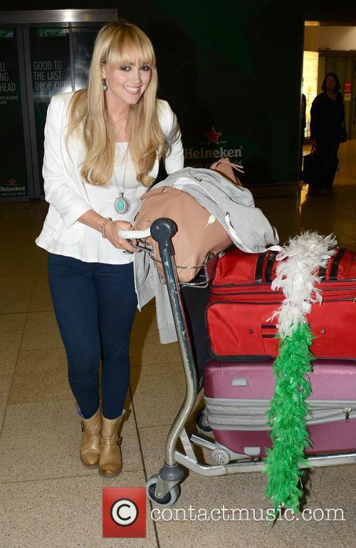 Ryan Dolan arrives at Dublin airport