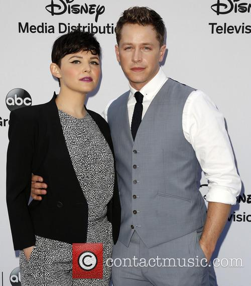 Ginnifer Goodwin and Josh Dallas 8