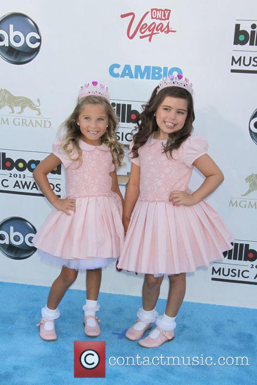 Billboard, Rosie Mcclelland and Sophia Grace Brownlee 7