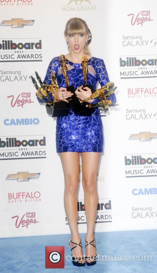 2013 Billboard Music Awards at the MGM Grand...