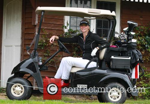 jodie kidd the mike tindall charity golf 3676391
