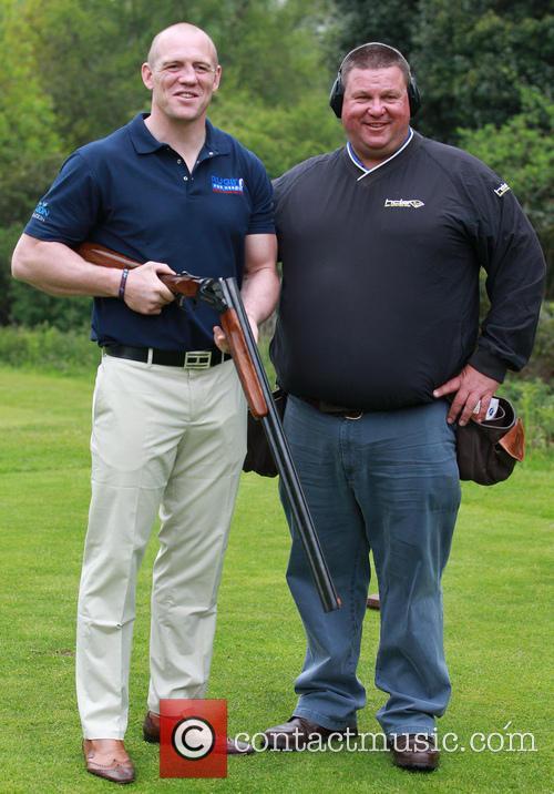 mike tindall the mike tindall charity golf 3676396