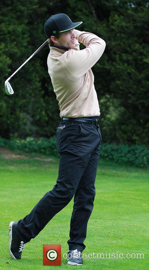 sam thomas the mike tindall charity golf 3676392