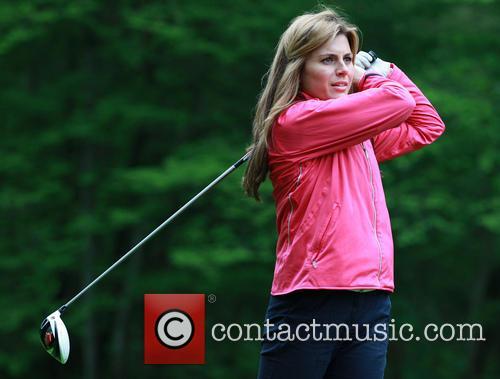 zoe hardman the mike tindall charity golf 3676583