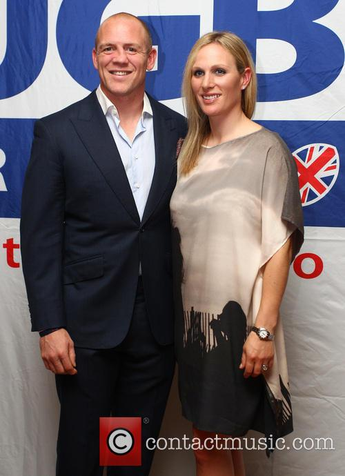 Mike Tindall and Zara Phillips 4