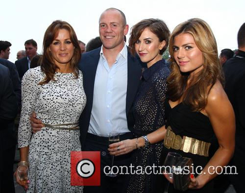 Natalie Pinkham, Katherine Kelly, Zoe Hardman and Mike Tindall 4