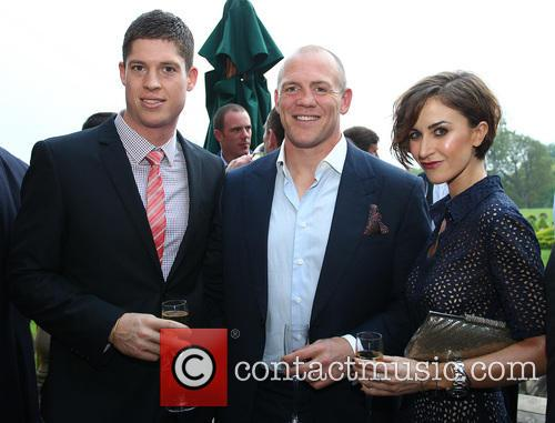 Oliver Williams, Katherine Kelly and Mike Tindall 3