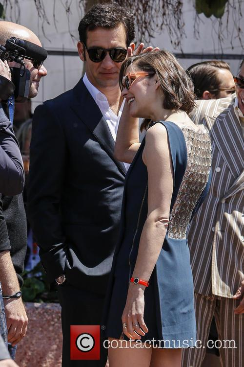 Clive Owen and Marion Cotillard 3