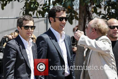Guillaume Canet, Clive Owen and James Caan 4