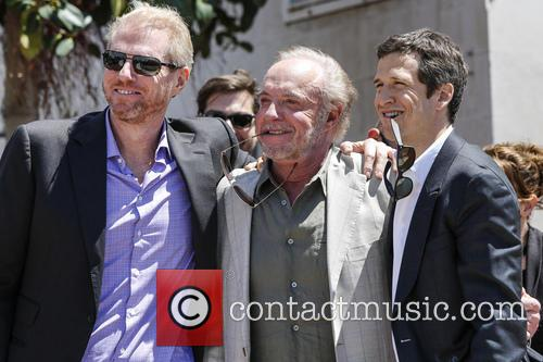 Noah Emmerich, James Caan and Guillaume Canet 2