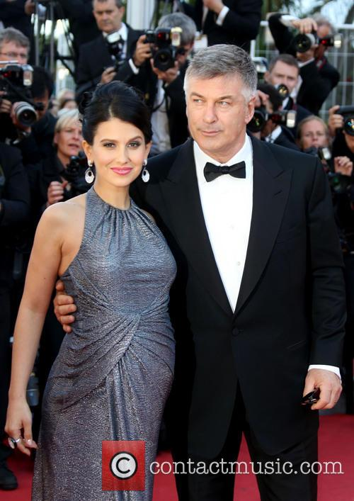 Alec Baldwin and Hilaria Thomas 3