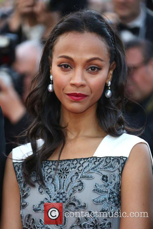 zoe saldana blood ties premiere 3676460